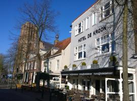 Hotel de Kroon, hotel in Oirschot