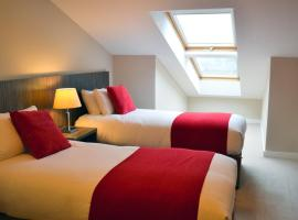 Carrick Plaza Suites and Apartments, hotel in Carrick on Shannon