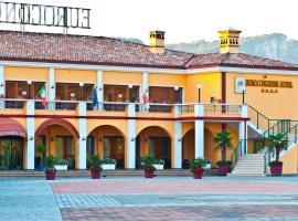 Eurocongressi Hotel, hotel cerca de Complejo termal Aquardens, Cavaion Veronese