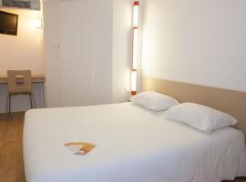Premiere Classe Saint Malo St Jouan Des Guerets, hotel Saint-Jouan-des-Guérets-ben