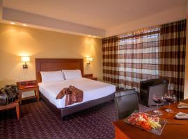 Hotel Capannelle Roma, hotel near Rome Ciampino Airport - CIA,