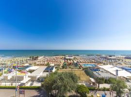Hotel Touring, hotell i Misano Adriatico