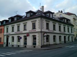 Penzion Poprda, ubytování v destinaci Klatovy