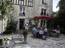 Côté Jardin - Chambres d'hôtes, bed and breakfast en Senlis