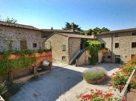 Antica Cortona, apartment in Cortona