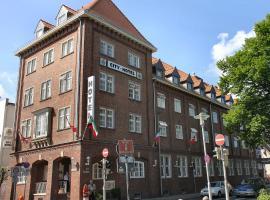 City Hotel, hotel en Delmenhorst