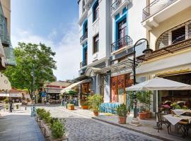 Colors Ladadika Thessaloniki, διαμέρισμα στη Θεσσαλονίκη