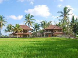 Villa Agung Khalia, resort a Ubud