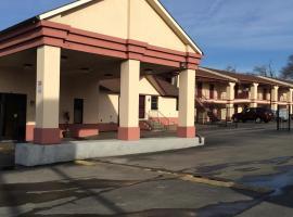 Scottish Inn - Nashville, motel in Nashville