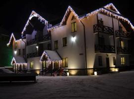 Villa Shale MarSo, отель в Буковеле