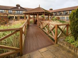 The Hampshire Court Hotel - QHotels, hotel in Basingstoke