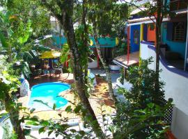 Art Hotel Aos Sinos Dos Anjos, hotel perto de Praia do Mucugê, Arraial d'Ajuda