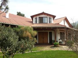 Hosteria y Spa Llano Real, resort in Olmué