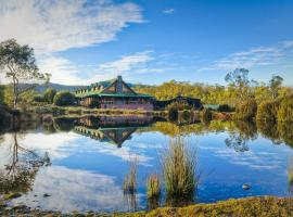 Peppers Cradle Mountain Lodge, lodge in Cradle Mountain