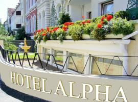 Hotel Alpha, Budget-Hotel in Hannover