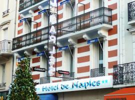 Hôtel De Naples, hôtel à Vichy