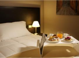 Hotel Tiziano, hotel in Trapani