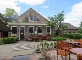 Hotel - Restaurant - Cafe- Geertien, hotel near Wolvega Station, Blokzijl