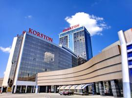 Отель Корстон Тауэр Казань, отель в Казани