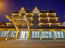 Hotel Rysy, hotel in Zakopane