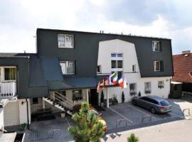 White House, hotel in Prague 5, Prague