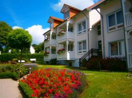Apartmenthaus Binzer Sterne, serviced apartment in Binz