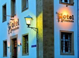 Knast-Hotel Fronfeste, Hotel in Amberg