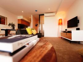 Vine Apartments South Brisbane, serviced apartment in Brisbane