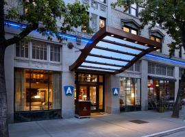 Hotel Ändra, hotel near Seattle Center, Seattle
