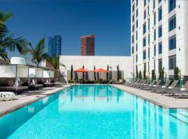 Courtyard by Marriott Los Angeles L.A. LIVE, hotel near Staples Center, Los Angeles
