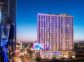 Courtyard by Marriott Los Angeles L.A. LIVE, boutique hotel in Los Angeles