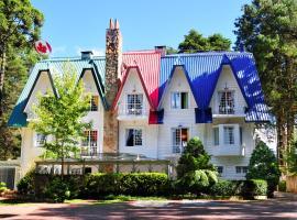 Canada Lodge Campos do Jordão, hotel near Campos do Jordão Convention Center, Campos do Jordão