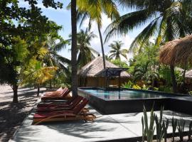 Rinjani Beach Eco Resort, hotel near Tiu Pupus Waterfall, Tanjung