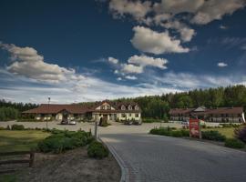 Hotel Cykada, hotel in Wielki Głęboczek