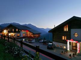 Hotel Bellwald, hotel in Bellwald