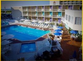 The Jolly Roger Motel, boutique hotel in Wildwood Crest