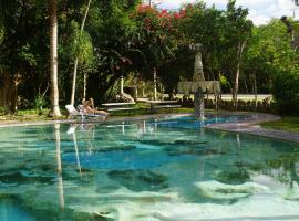 Hotel Doralba Inn Chichen, hotel en Chichén Itzá