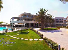 Elysion Hotel, hotel in Mytilene