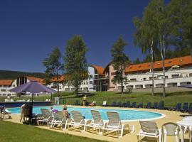Lipno Lake Resort, hotel in Lipno nad Vltavou