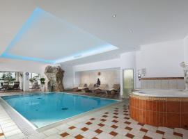 Alpenhotel Weiherbach, отель в Берхтесгадене
