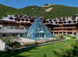 Val Di Luce Spa Resort, hotel in Abetone