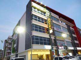 9 Square Hotel - Bangi, hotel di Bangi