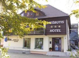 Palva, отель в Клайпеде