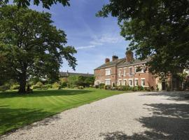 Singleton Lodge Country House Hotel, family hotel in Poulton le Fylde