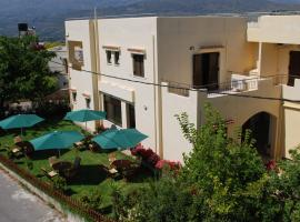 Aptera Hotel, ξενοδοχείο κοντά σε Ιερά Μονή Αγίας Τριάδος, Μεγάλα Χωράφια