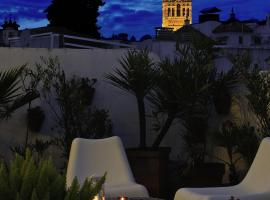 Un Patio en Santa Cruz, hotel cerca de Plaza de España, Sevilla