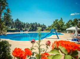 Green Fort Noks Apartments, hotel near Hanska Shatra Restaurant, Sunny Beach