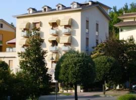 Albergo Marenghi, hotell i Tabiano