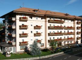 Apparthotel Germania, apartment in Dobbiaco