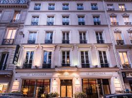 Le Lavoisier, hotel near Saint Augustin Church, Paris